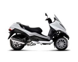 2013 Piaggio Mp3 400 Awesome 3 Wheeled Commuting