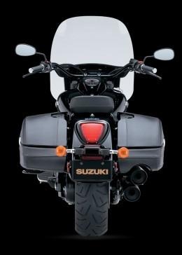 2013 Suzuki Boulevard C90t B O S S Is Mercilessly