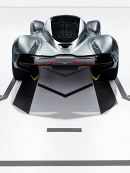 Aston Martin Hypercar To Spawn Mid Engine Supercar More New Models To Come Autoevolution