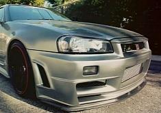 1000HP Nissan GT-R Skyline R34