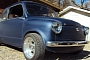 1955 Fiat 600 with Honda Motorcycle Engine