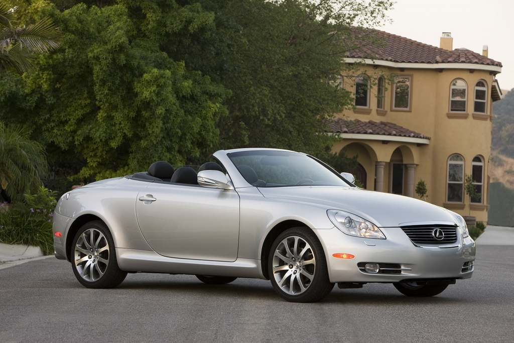 New Cars Amp Used Cars 2010 Lexus Sc 430 Convertible