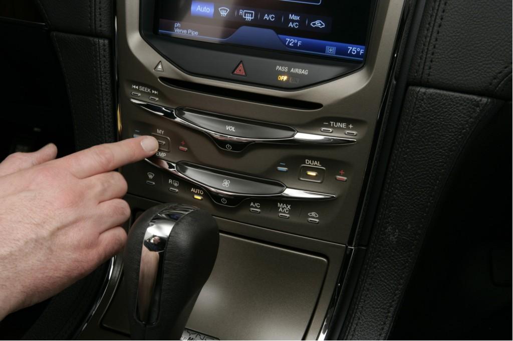 2011 Ford Edge Luxury Car