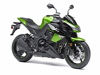 Click to enlarge [2011 Z1000 in Candy Lime Green]