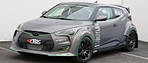 ARK Performance Hyundai Veloster