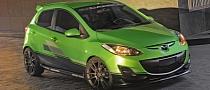 Mazda2 3dCarbon Concept