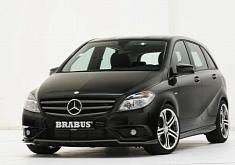 2012 Mercedes B-Class by Brabus