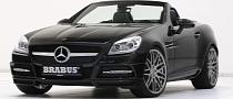 2012 Mercedes SLK by Brabus Makeover