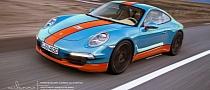 2012 Porsche 911 Gulf