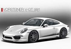 2012 Porsche 911 V-GT by Vorsteiner