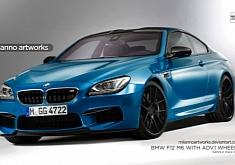 2013 BMW M6 on ADV.1 Wheels