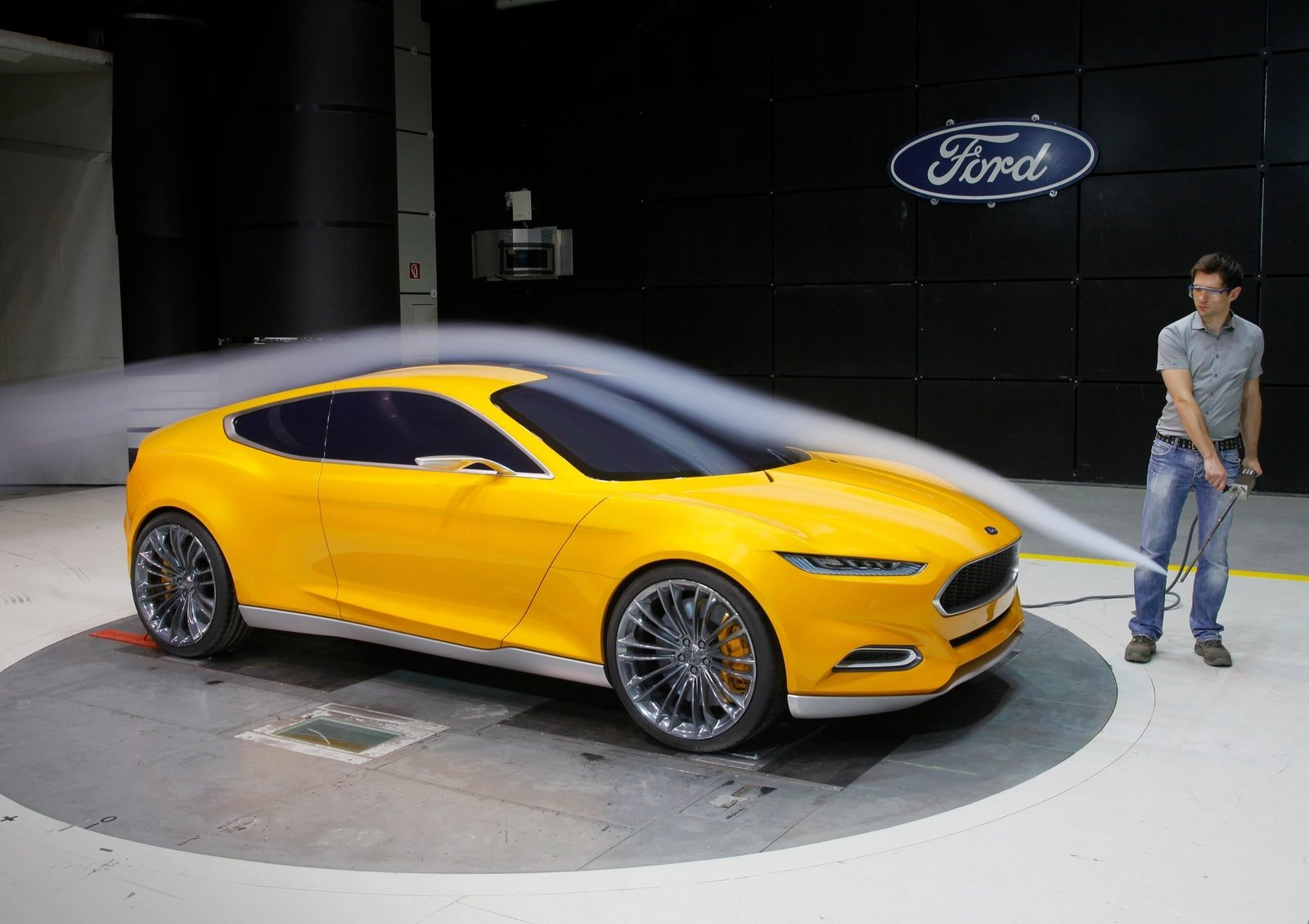 Ford Evos - 2013 FORD FUSION to Use 1.6-liter Ecoboost Engine ...