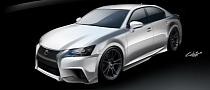 2013 Lexus GS F-Sport