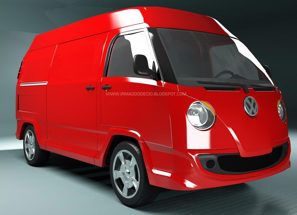 2015 VW Transporter