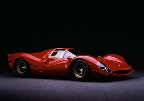 1967 Ferrari 330 P4 - 1967 Ferrari 330 P4 to Be Auctioned in ...