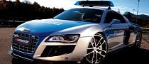 Abt Audi R8 GTR Police Car