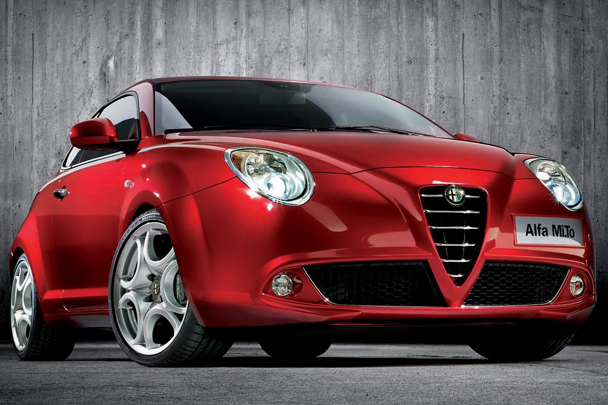 Alfa Romeo Mito Nice Ride