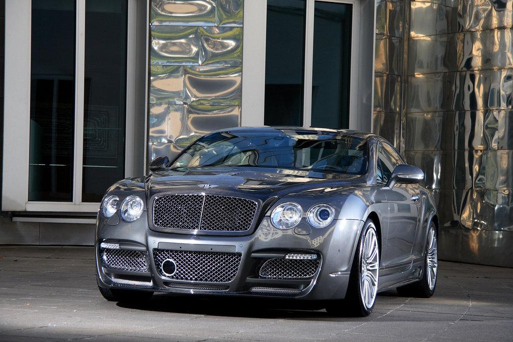 2010 Bentley Continental Gt Speed. Anderson Germany 2010 Bentley