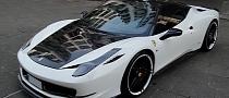 Anderson Germany Ferrari 458 Carbon Edition
