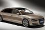 Audi A8 L by ArmorTech
