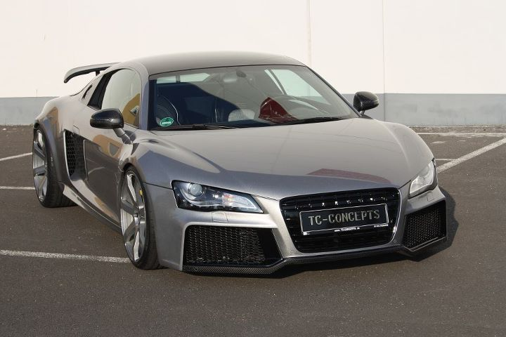 Audi Rs5 Body Kit Body Kit For The Audi r8