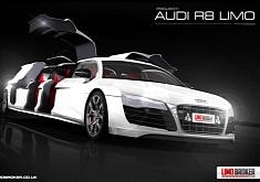 Audi R8 Stretch Limo