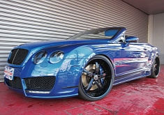 Bentley Continental GTC by Office K