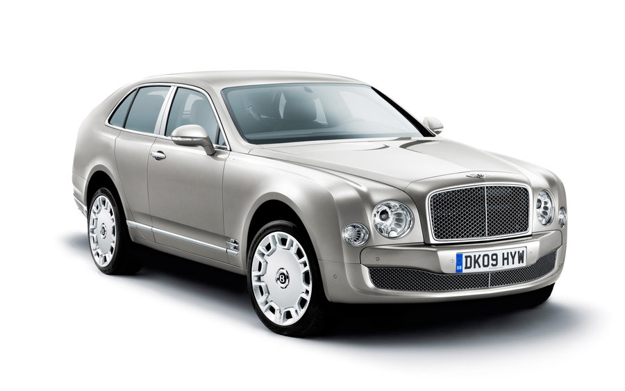 Bently SUV to be released in 2015