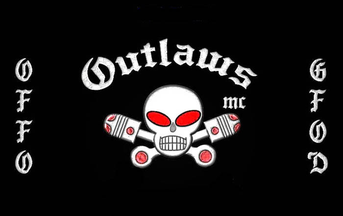 Outlaw Motorcycle Gangs - Live Hard, Die Free. Photo credit: Outlaws