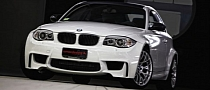 BMW 1-Series M Coupe by Romeo Ferraris [Video]