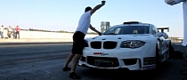 BMW 1M Coupe Silhouette Racer