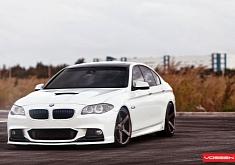 BMW 5-Series by Vossen