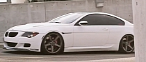 BMW 645i on Vossen Concave Wheels