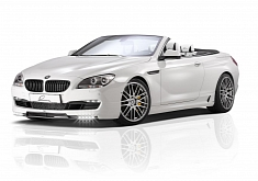 BMW 650i Cabriolet by Lumma