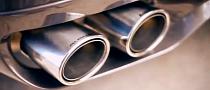 BMW Alpina B6 Bi-Turbo Akrapovic Exhaust