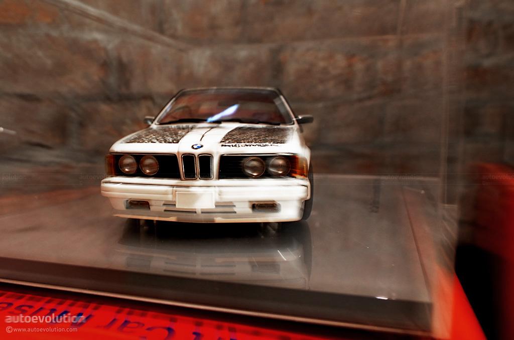 Robert Rauschenbergs BMW 635