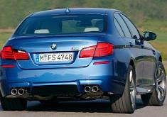 BMW M5 ECU Remap by PP-Performance