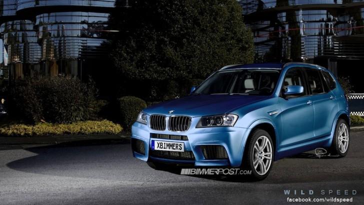 Berühmt BMW X3 Forum & Blog: BMW X3 M Rendering Released #TW_82