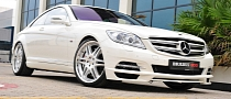 Brabus CL 800 Coupe