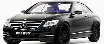 Brabus Mercedes-Benz CL 500 & S500 4Matic