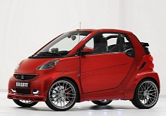 Brabus Ultimate 120 Smart Cabrio