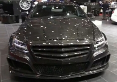Mercedes CLS 63 AMG by Mansory
