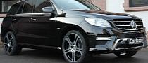 Carlsson 2012 Mercedes ML 350 Bluetec