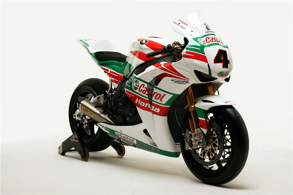 Photo credit: Castrol Honda SBK