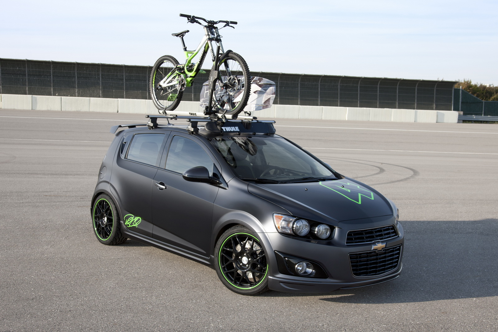 Yakima Thule Or Other Roof Racks Page 4 Chevy Sonic