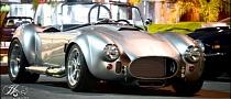 Chromed AC Cobra