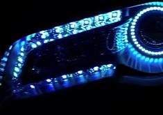 Chrysler 300C Halo Lights