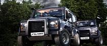Vilner's Land Rover Defenders