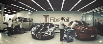 Dubai Supercar Workshop Video Tour