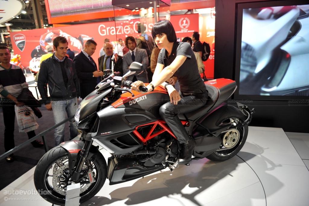 Ducati Diavel. Ducati Diavel